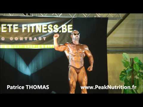 L'art du posing par PatriceThomas - Champion du monde de bodybuilding