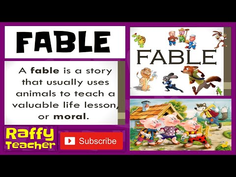 what-is-a-fable?