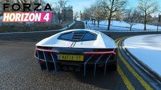 J'achète ma NOUVELLE HYPERCAR à plusieurs MILLIONS sur Forza Horizon 4 ! + Super Tirages