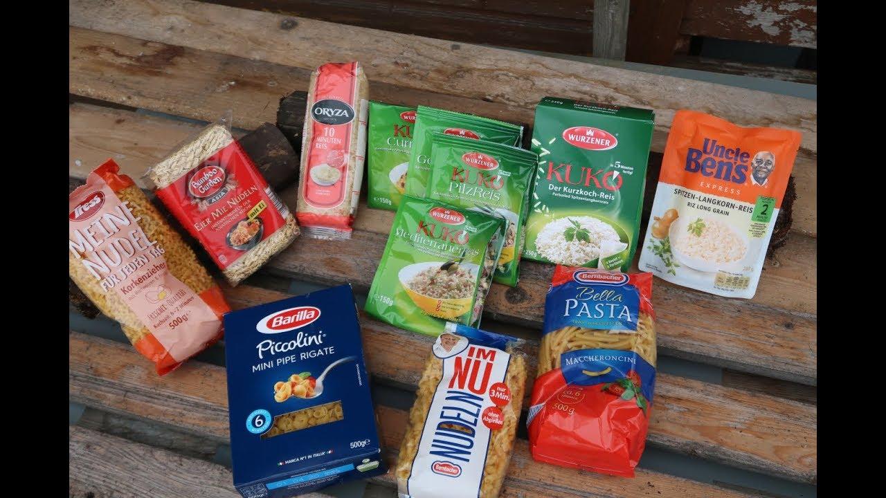 Outdoorküche Mit Kühlschrank Haltbarkeit : Produktinfos für die outdoorküche nudeln reis youtube