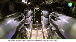 Российская авиация взрывает бензовозы в Сирии
