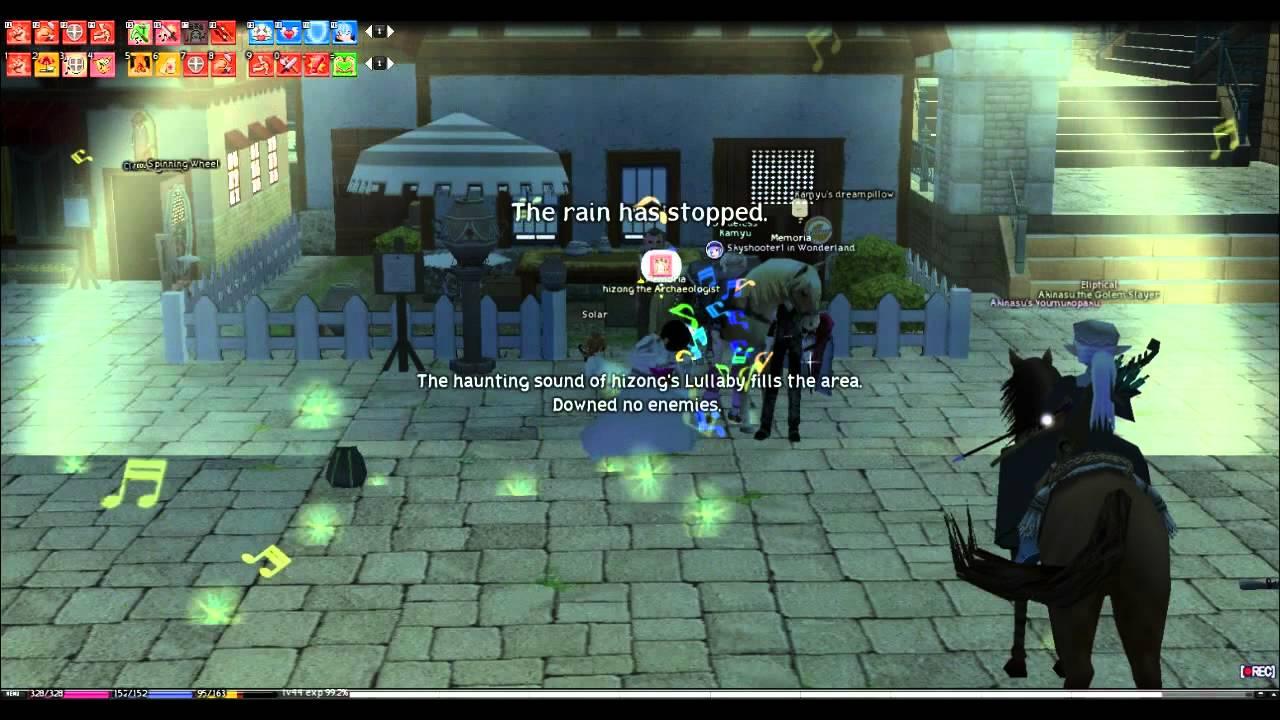 Mabinogi-Sword Art Online Opening - YouTube