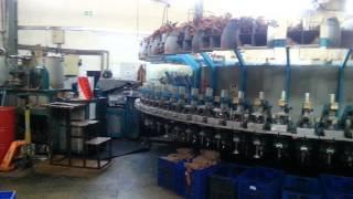 Gaziantep Poliüretan Terlik Makinaları | Birlik Makina Gaziantep