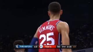 Ben Simmons Insane Dunks!! (PANINI)