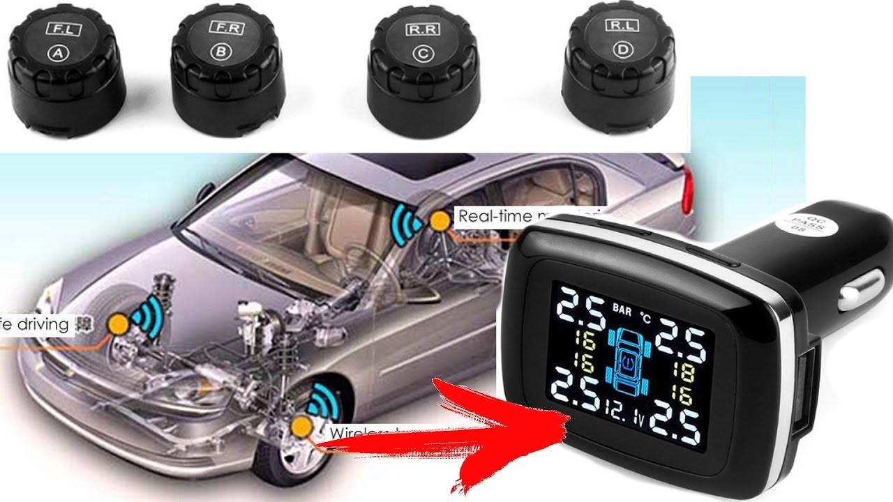 Датчики давления в шинах - Преимущества и недостатки maxresdefault