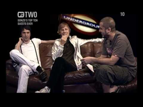 Muse on the Couch - Matt says alphabets backwards