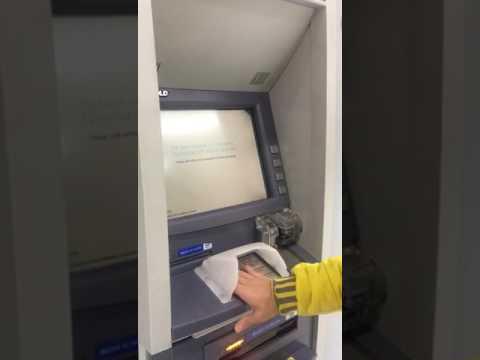 Tarjeta de bitcoin retiro en BBVA Bogota