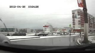 Так ездить нельзя! Северодвинск