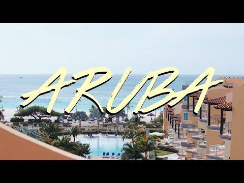 ARUBA TRAVEL DIARY 2017