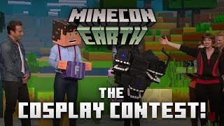MINECON Earth 2017 - The Cosplay Contest!