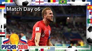 Коментари на ден 6 от Световното по футбол (Без Бутонки)