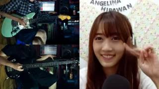 AKB48 - Kurumi To Dialogue (胡桃とダイアローグ) Cover [Pinq Room Feat Angelina Hirawan]