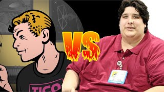 UNBELIEVABLE!  SJW SCOTT KURTZ vs COMICSGATE !!!