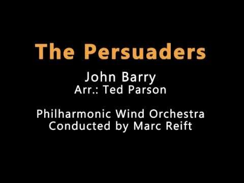 Marc Reift - The Persuaders (John Barry, Arr.: Ted Parson)