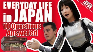 Everyday Life in Japan: 10 Essential Questions Answered