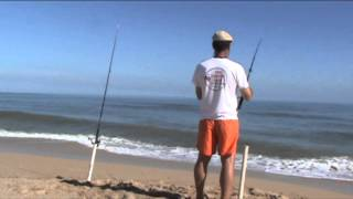 Surf Fishing Cape Canaveral