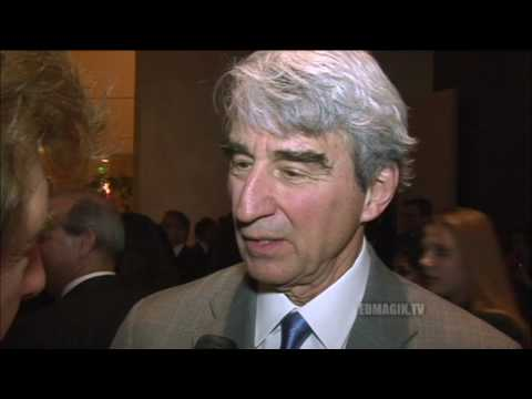 Sam Waterson Red Carpet Interview at The Alliance for Children's Rights Annual Dinner Gala