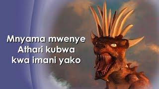 Unabii wa Daniel Sura ya 7: Mnyama atesaye watu wa Mungu