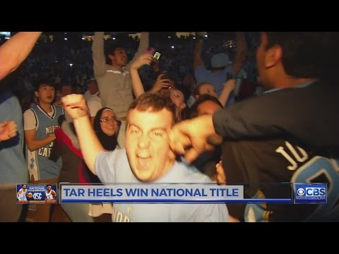 9,000+ watch UNC game at Dean Dome in Chapel Hill