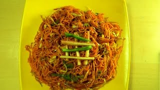restaurant style veg noodles in tamil
