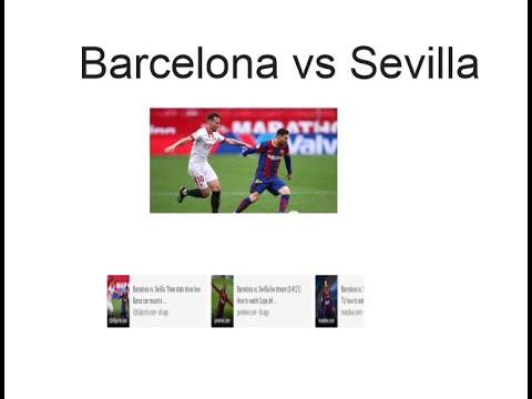 Barcelona vs. Sevilla: Three stats show how Barca can mount a ...