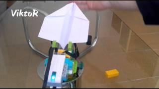 Lego WeDo 2.0   Rocket Launcher  Lanzacohetes