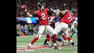 Matt Ryan: Climbing the NFL's career passing yards list