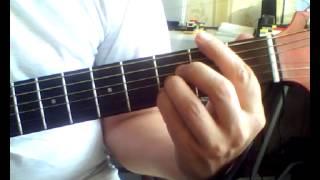 Ария - Потерянный рай (Аккорды на гитаре в Dm и Em)
