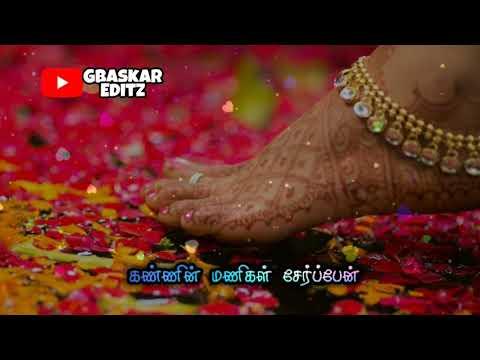 Tamil WhatsApp status lyrics || Yaar intha devathai song || Super lines || GBaskar editz