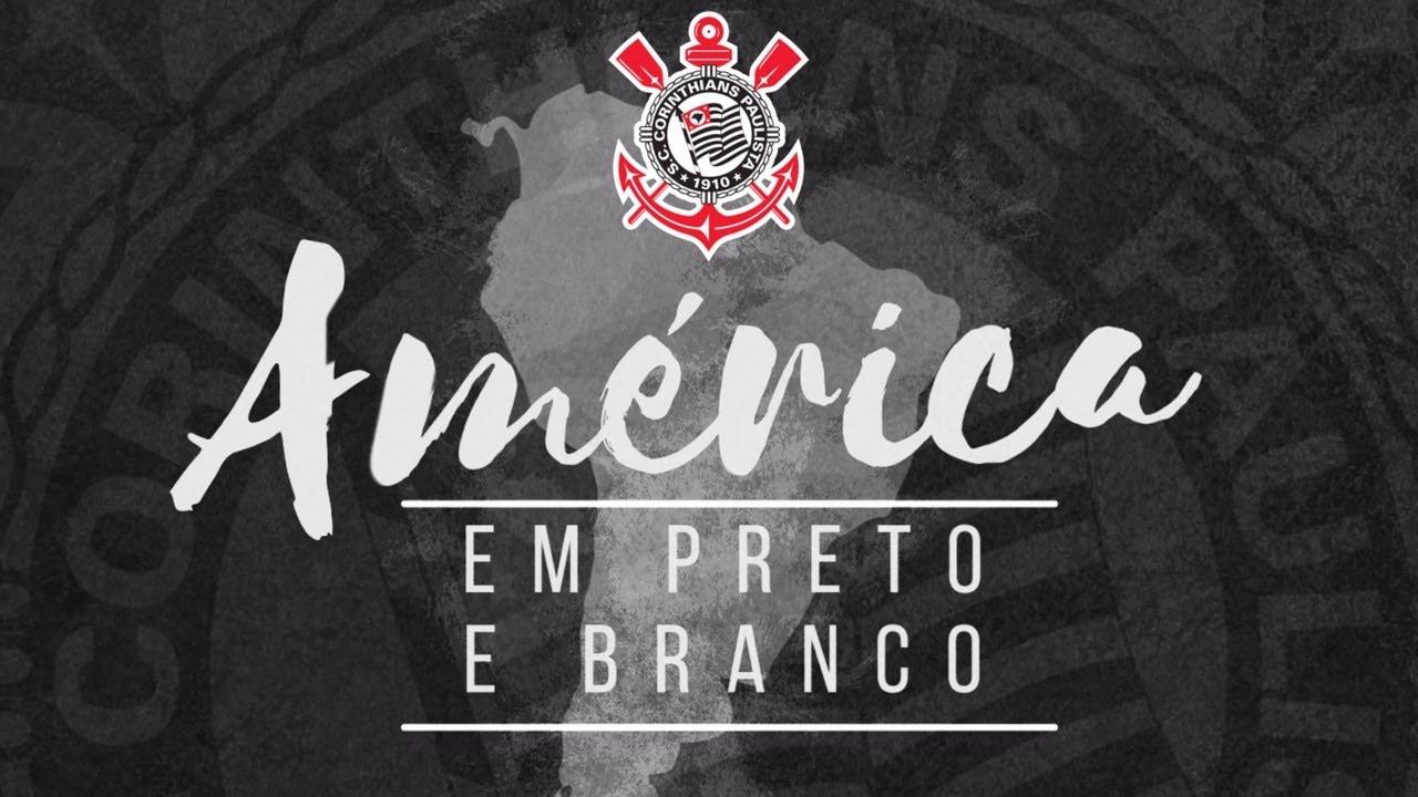 AMÉRICA EM PRETO EM BRANCO - CINCO ANOS DA LIBERTADORES DO CORINTHIANS 8eac961871031