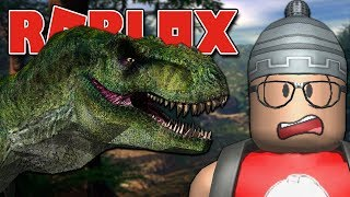 Roblox - NOVA VIDA DE DINOSSAUROS ( Dinosaur Simulator )