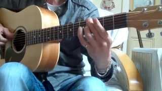 Guitar boogie shuffle (Guy van Duser)