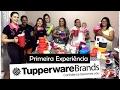 Primeira Experiência Tupperware | Vlog ♥