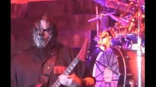 Slipknot Knotfest Japan 2016 - Disturbed The Sound of Silence X Factor, Australia