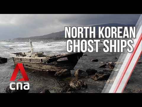 """The mystery of North Korean """"ghost ships""""   Undercover Asia   Full Episode"""