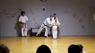 Vittoria Pacchiarini - karate girl