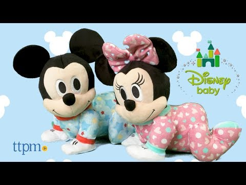 Disney Baby Mickey Mouse Musical Crawling Pals from Just Play