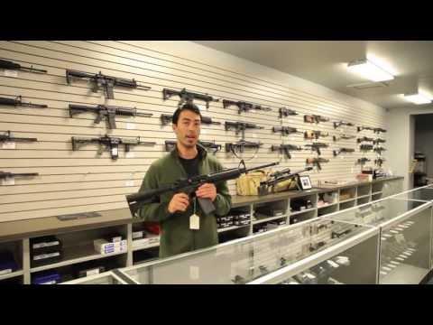 AR-15 Basic Beginner Overview