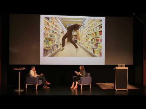 Artist Talk: Denis Darzacq. Landskrona Foto Festival part 2