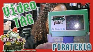 Video Tag: Pirateria en videojuegos / Experiencia Personal