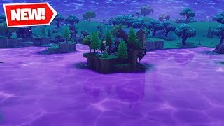 "Exploring the ""NEW"" Loot Lake! (Fortnite)"