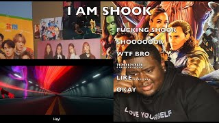 K/DA - POP/STARS (ft Madison Beer, (G)I-DLE, Jaira Burns) League of Legends MV REACTION||