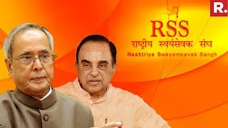 Dr. Subramanian Swamy Speaks On Pranab Mukherjee Accepting An Invite To RSS Event