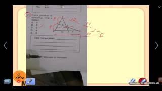 Matematika SMA Geometri Kesebangunan Peminatan