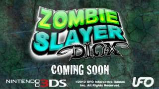Zombie Slayer Diox - 3DS Trailer