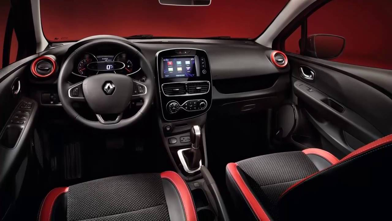 Renault Clio 2017 Styling Interior YouTube