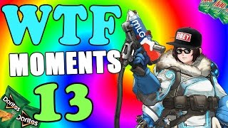 Overwatch WTF Moments Ep.13