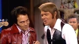 Glen Campbell, Johnny Cash, Buck Owens, Mel Tillis, Merle Haggard, Jerry Reed & Freddie Hart
