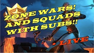 ENIGMA ZONE WARS AVEC SUBS! #FORTNITE #LIVESTREAM - (CODE USE: MrTeefo)