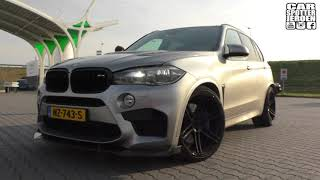BMW MHX5 700 2015 By Manhart Performance Videos